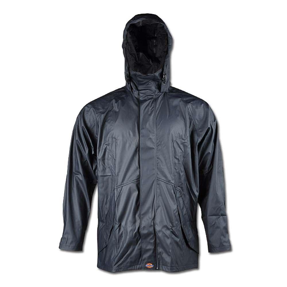 "Regnjacka ""Raintite"" - Dickies - marinblå - 100% polyester"