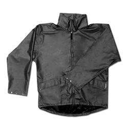 PU Stretch Rain Jacket - Black - Sizes S-XXL - HELLY HANSEN