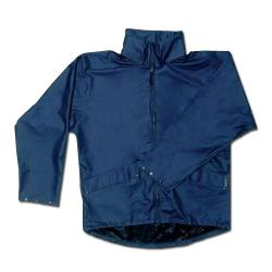 PU Stretch Rain Jacket - blue - Sizes S-XXL - HELLY HANSEN