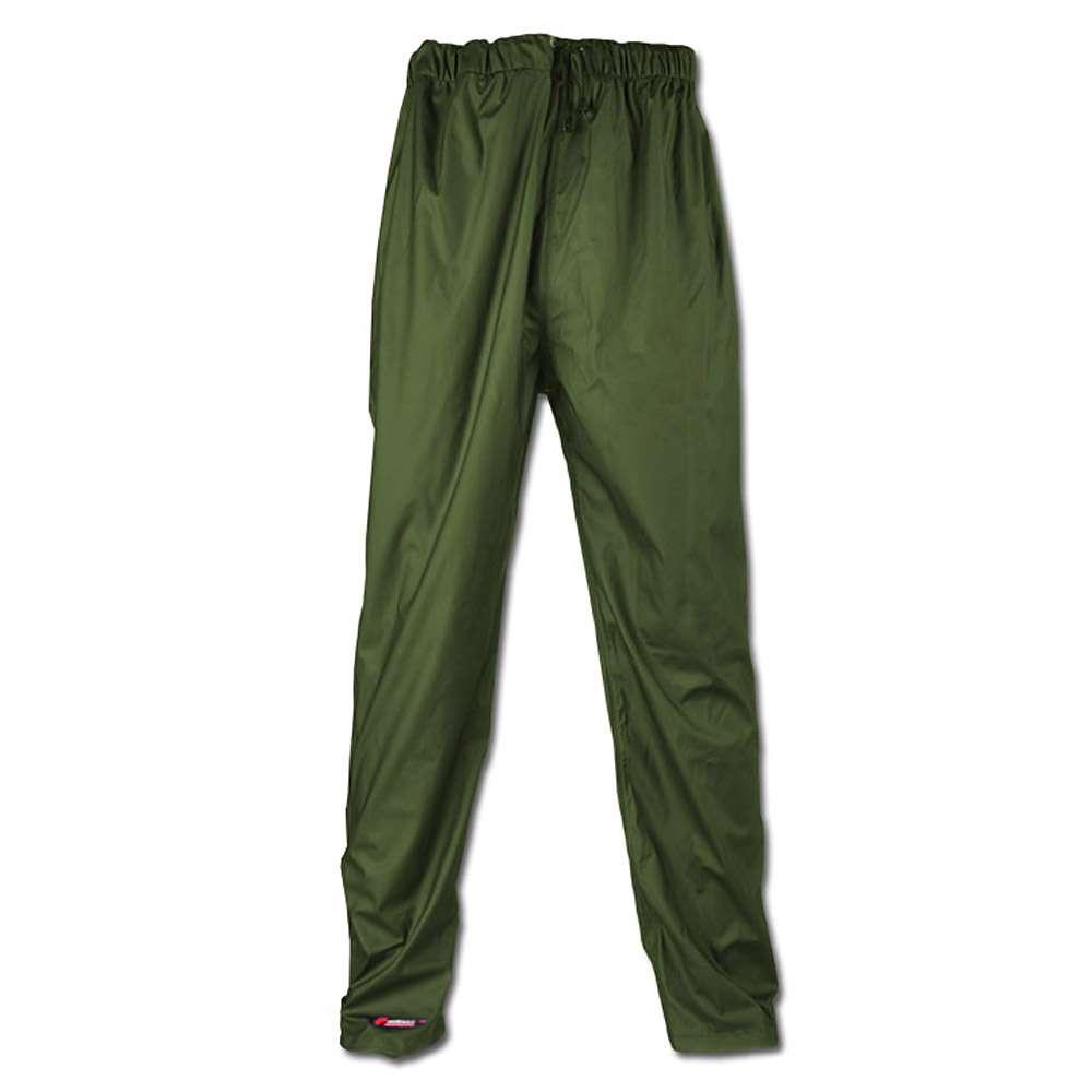 """Trelleborg"" - PU Waistband Trousers - Olive Color - EN 343"