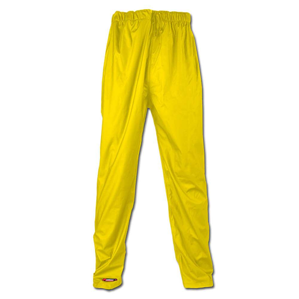 """""""Karlskrona"""" - PU Wwter Repellent Trousers - Yellow Color - EN 343"""