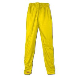 """Karlskrona"" - PU Wwter Repellent Trousers - Yellow Color - EN 343"