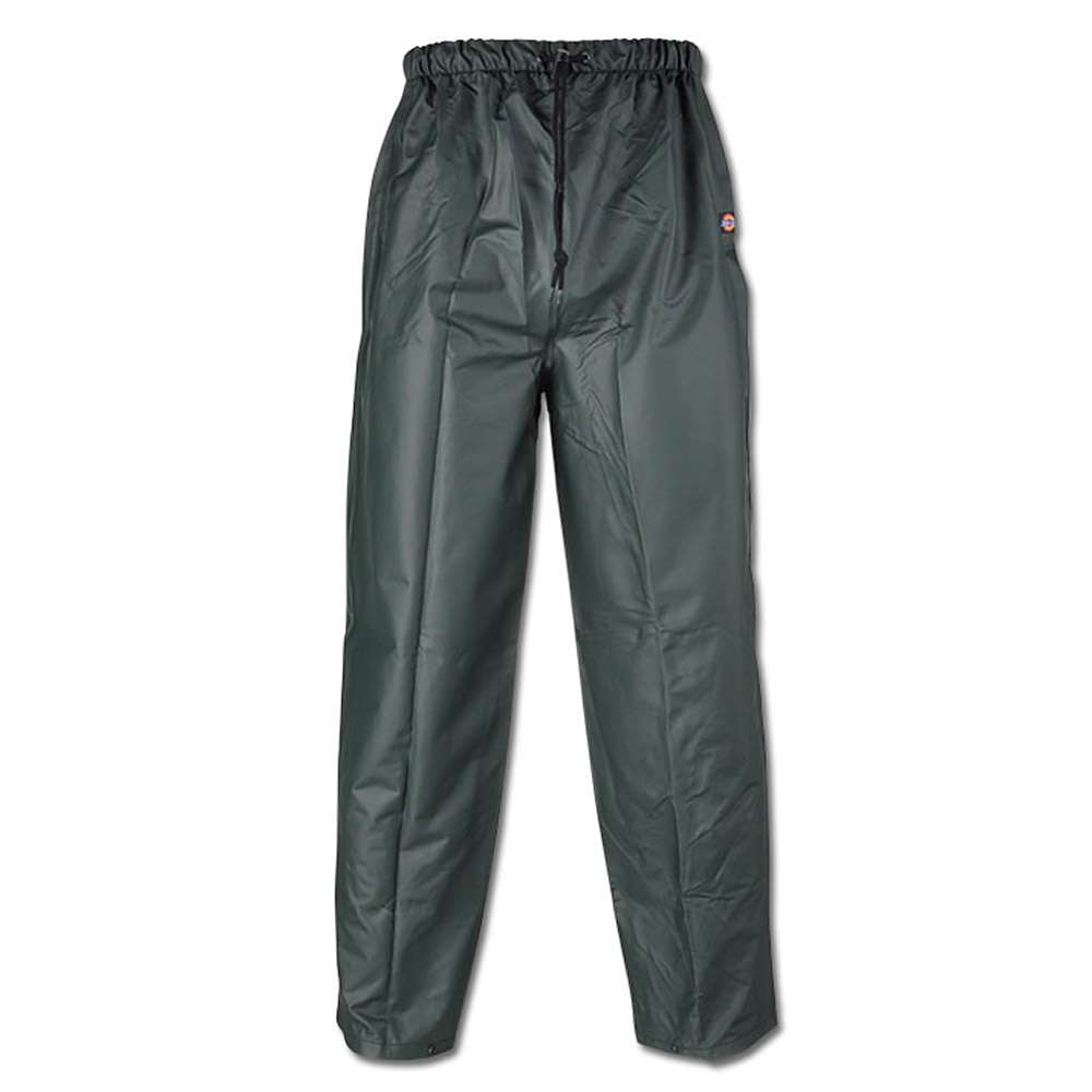 "Regnbyxor ""Raintite"" - Dickies - grön - 100% polyester - 200 g/m³"