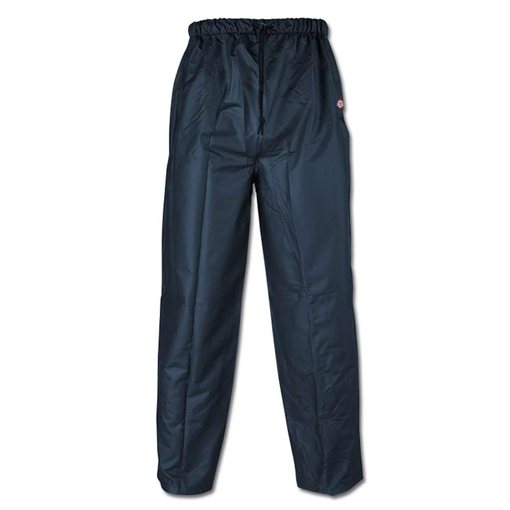 "Regnbyxor ""Raintite"" - Dickies - marin - 100% polyester - 200 g/m³"