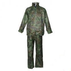 """Restposten - Regenschutzset """"Kolding"""" - 100% Nylon/PVC-beschichtet - Größe S - camouflage"""