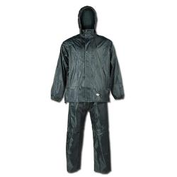 "Rain protection set ""Vermont budget"" - Dickies - dark green"