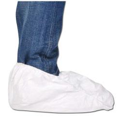 Skoöverdrag - låga - tillbehör för TYVEK - vit