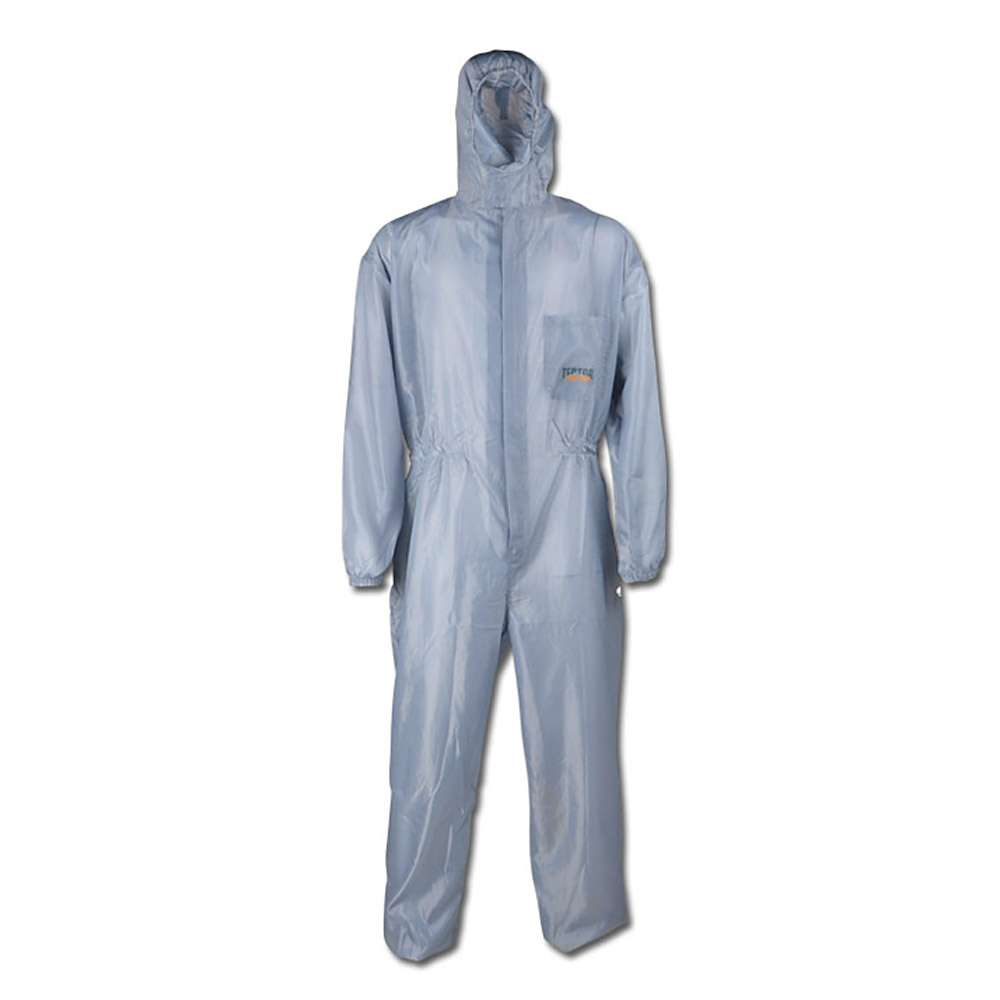 """Lackieroverall """"Painter"""" - Tector - 100% Polyester - Farbe grau"""