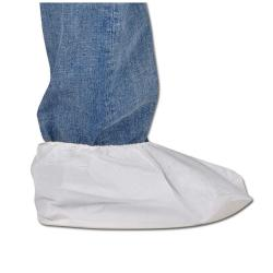 "Disposable Overshoes ""OVER"" - Polypropylene - Color White"