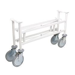 Fahrgestell für Tragen - klappbar