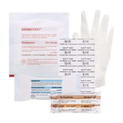 Übungsset für Erste-Hilfe-Aubildung - Typ CH - mit Handschuhen