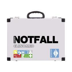 Emergency kits CLINOMED modul A + B + O2 / 1L - DIN 13232 - for voksne