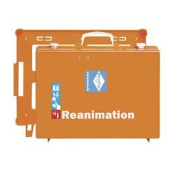 """Førstehjælpskasse """"Genoplivning MT-CD"""" - fyldt - plast"""