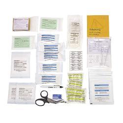 Påfyldning standard for Medicinske Tasker - DIN 13 160