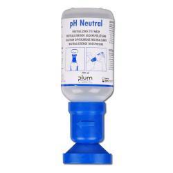 Augenspülflasche von Plum - mit Phosphatpufferlösung