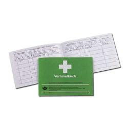 Verbandbuch - DIN A5 - nach BGI 511-1 - Holthaus Medical