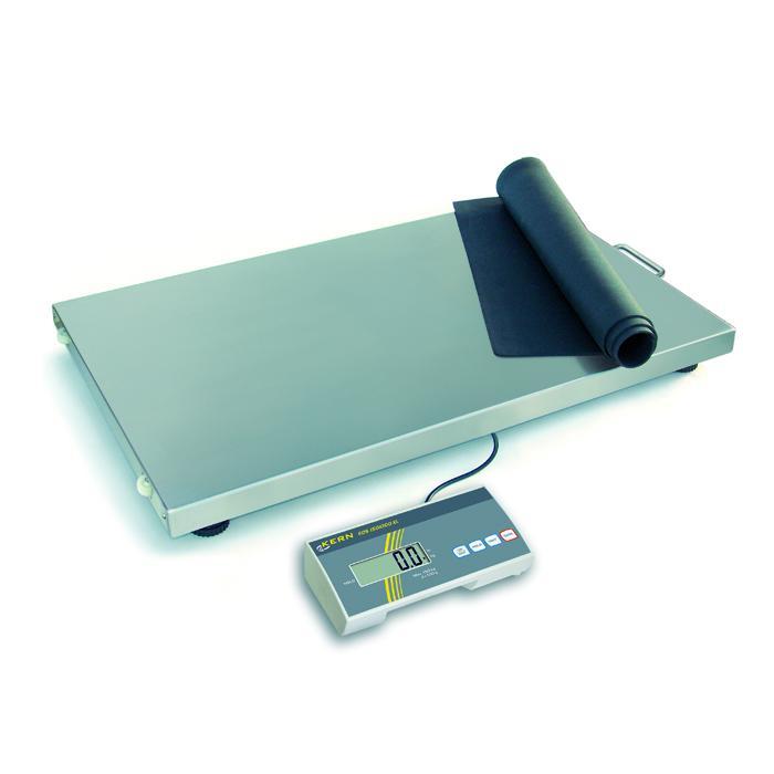Waage - max. Wägebereich 150 bzw 300 kg - mit XL-Plattform