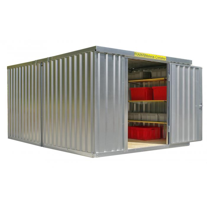 "Materialcontainer ""MC 1340"" - 12 m² - mit/ ohne Boden - FLADAFI®"