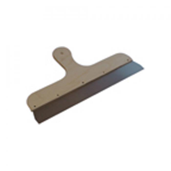 Front spatula - stainless steel - from 250 to 600 mm - Professional Quality