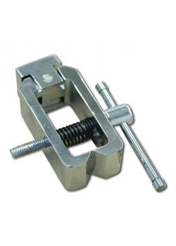 Clip attachment - max. Load 500 N - for tensile and tear tests - pack of 2
