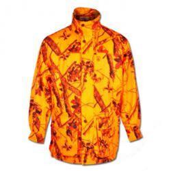 """Restposten - Jagdjacke """"Deerhunter Targit"""" - Deer-Tex® Membran - Camouflage orange - Größe 48"""