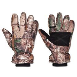 Restposten - Jagd-Winter-Handschuhe - Deerhunter Chameleon 2.G - Gr. XL - camouflage - 88 % Polyester/ 12 % Polyamid