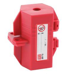 Verriegelung für Steckerverbindung - CATU PL-100 - Maße 87 x 50 x 50 mm