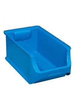 Storage box ProfiPlus Box 4 - External dimensions (W x D x H) 205 x 355 x 150 mm - in different colors