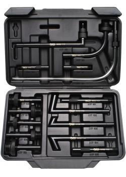 Transmission filling adapter kit - for VW, Audi, Mercedes, Toyota, BMW, etc. - 15 pcs.