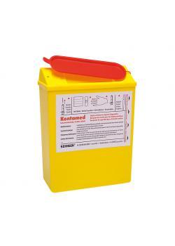KONTAMED - säkerhetsskåp för medicinskt avfall