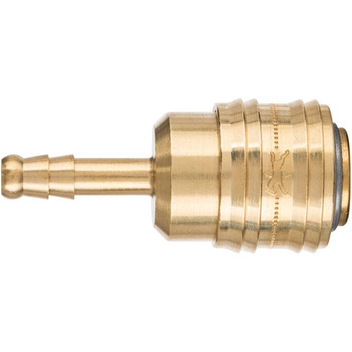 couplage de la vanne avec la buse - Cheval - même éteindre - diamètre intérieur de 6 à 9 mm