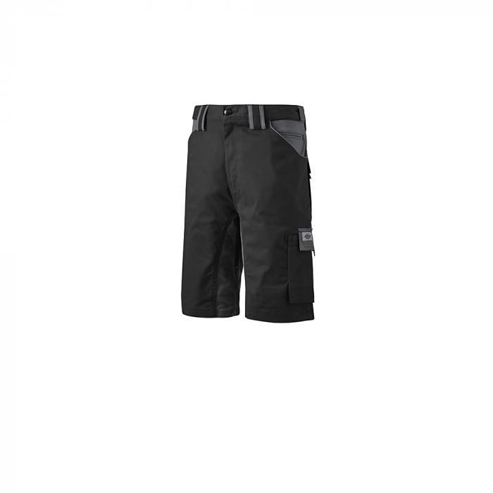 Shorts GDT Premium - Dickies - Größe 42 bis 62 - schwarz/grau
