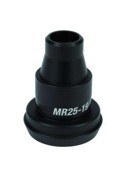 Rohrmundstück ptcsystem® - Kunststoff - Rohr-Ø außen 22 bis 42 mm - Rohr-Ø innen 15 bis 36 mm