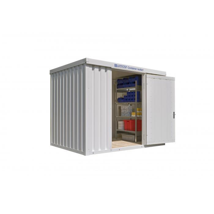 "Isoliercontainer ""IC 1300"" - isoliert - 6 m² - montiert - FLADAFI®"