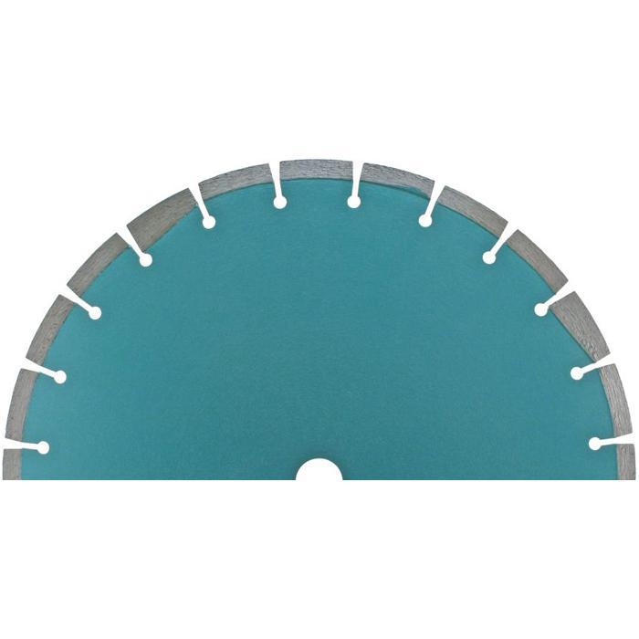 Diamantscheibe - segmentiert - Schutzsegment