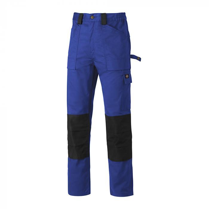Pantaloni da lavoro GDT 290 - Dickies - taglie da 42 a 62 - blu reale / nero