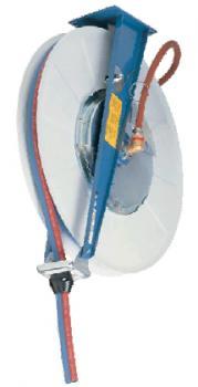 Automatic Doppel-Schlauchaufroller Serie 876 - offene Bauform - für gasförmige Medien