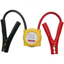 Overvoltage protection 12 V - max. load 200 A - cable 195 mm