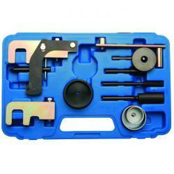 Einstell- u. Arretierwerkzeugsatz - für Renault / Opel / Nissan - 12-teilig