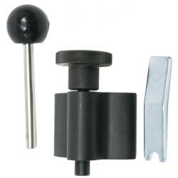 Arretier-Werkzeugsatz - für Kurbelwellen-Zahnriemenrad - 3-teilig