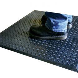 ComfortLok workplace mat rubber