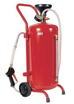 Pneumatisk oljepump - Modell RQN8010 - Kapacitet 24 liter - 16 kg