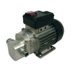 Kugghjulspump EP 300 - elektrisk - 25 l/min - 8 bar - sughöjd max. 2,5 m