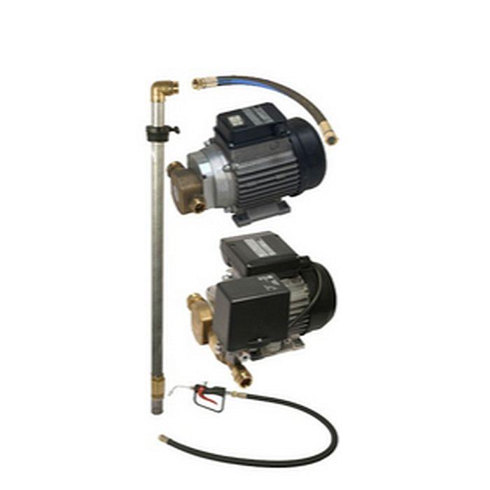 Sistema elettrico di pompe a ruota dentata EP 300-S / EP 300-DS-S