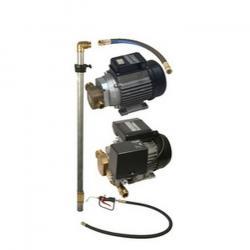 Elektriskt kugghjulspump-system EP 300-S / EP 300-DS-S