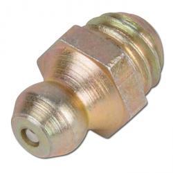 Hydraulic cone lubricating nipple / type DIN 71412A H1
