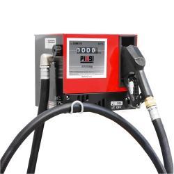 Liten bensinstation 90 - 230 V, 50 Hz - för diesel och biodiesel - med kabel och kontakt\n