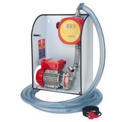 Impianto d´imbottigliamento per vino - incl. flussometro - 12/24V DC