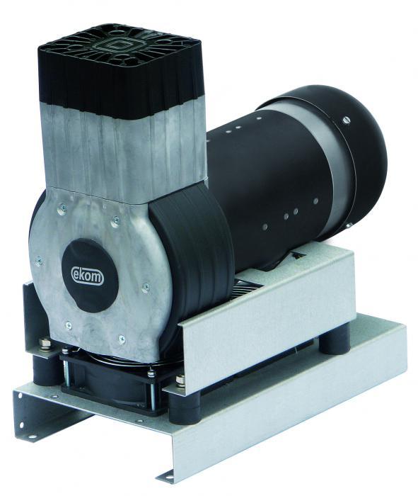 """Kompressoraggregat """"EKOM DJX"""" - till 60 l/min - till 8 bar - oljefri"""