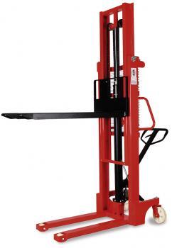 Hydraulikstapler - Tragkraft 1000kg - Gesamthub bis 2415